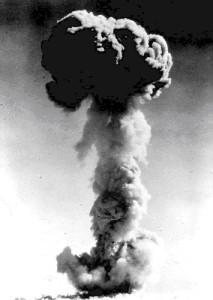 china's atomic bomb test