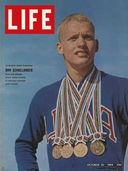 don schollander_Life Magazine_30Oct1964