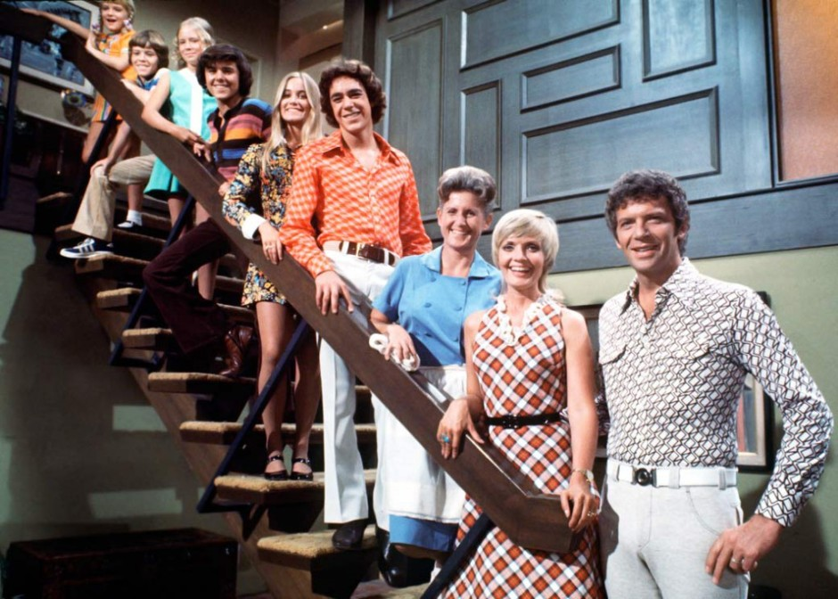 Brady Bunch and Polyester Fashion