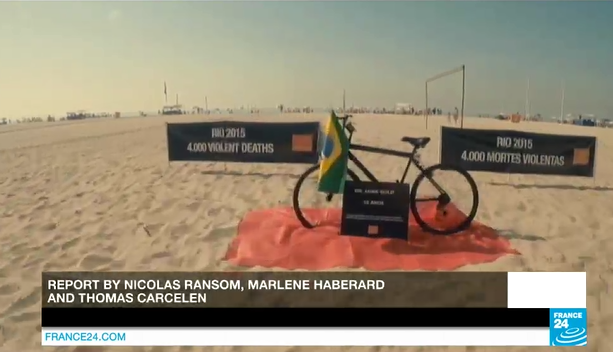 France24 Report on Rio