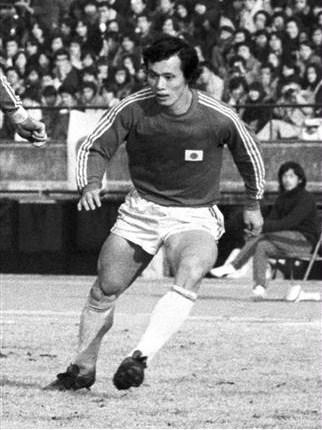 Kunishige Kamamoto The Greatest Japanese Soccer Player Of