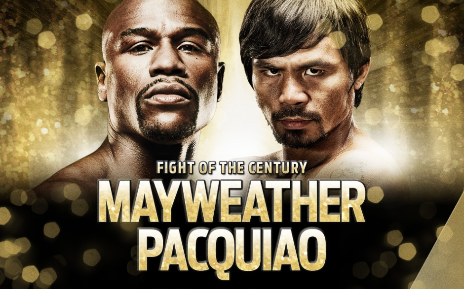 Manny Pacquiao-vs Floyd Mayweather-2015-Fight-of-the-Century