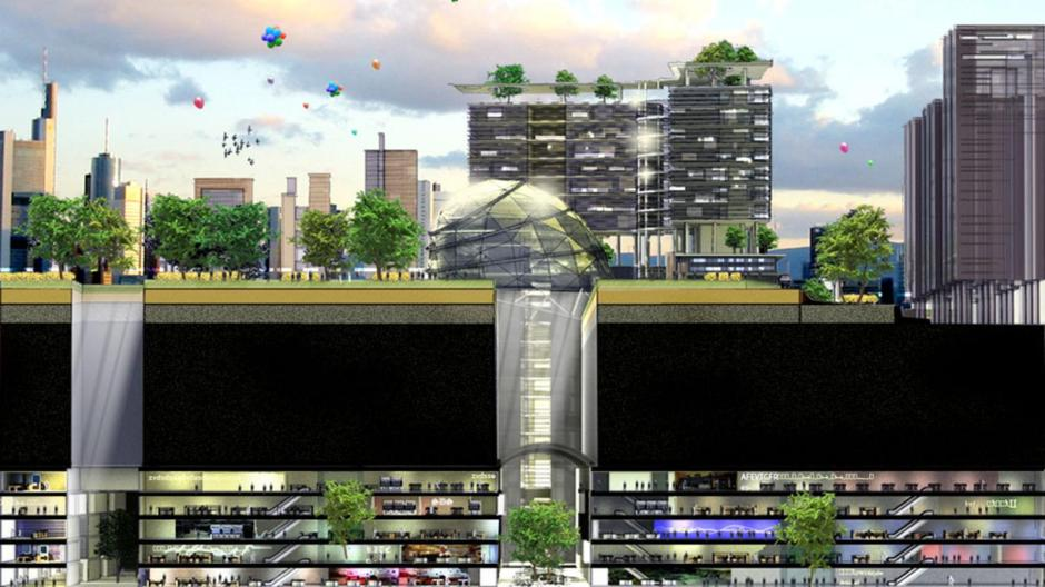 Singapore Underground Science City