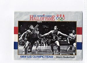 bill bradley olympian card