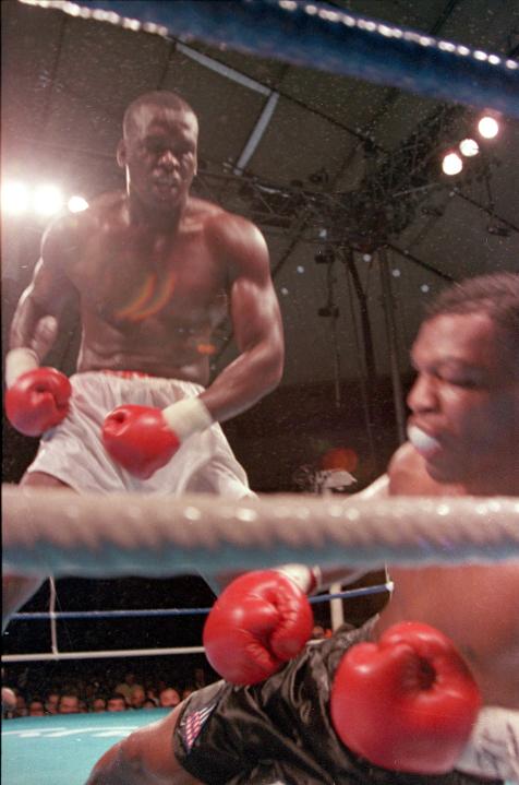 Buster Douglas knocks out Tyson 2
