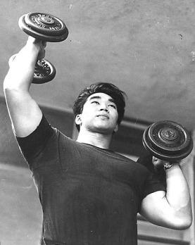 Tommy KonoPhoto by Y Ishii Jan 19 1957