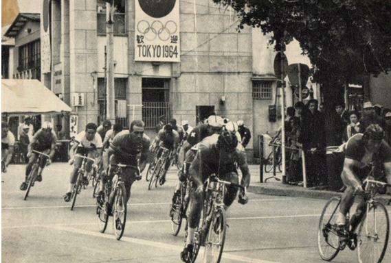 Cycling Olympic games-1964-Tokyo