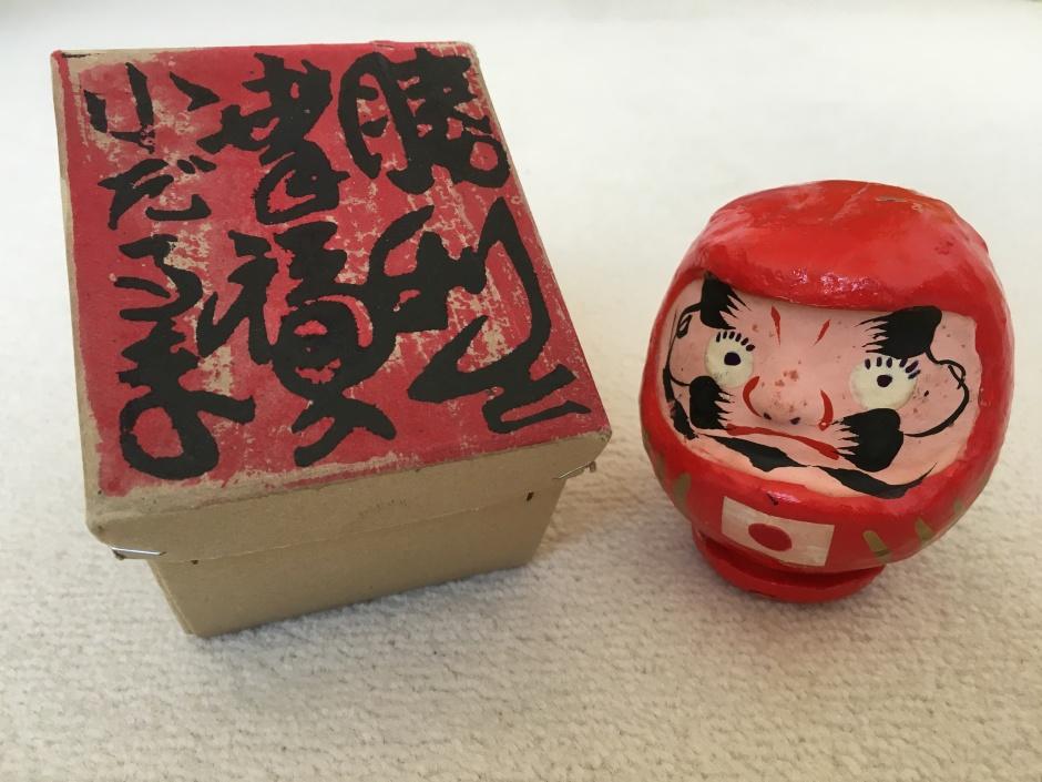 Fuji Companion Daruma Doll