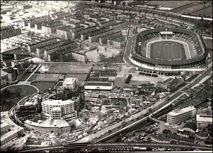 White City Stadium circa 1950s