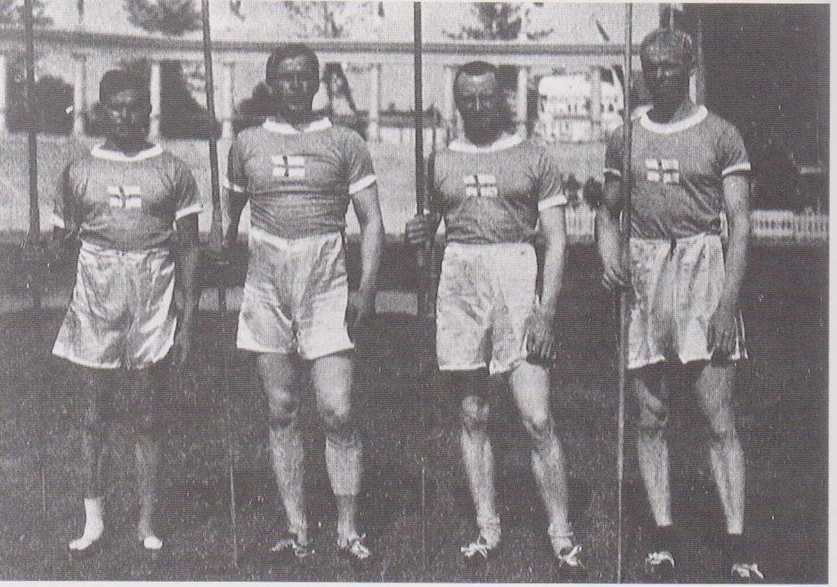 Finnish Javelin Legends