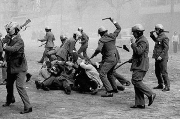 Tlatelolco Massacre 1