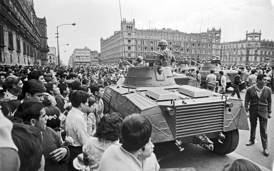 Tlatelolco Massacre 2