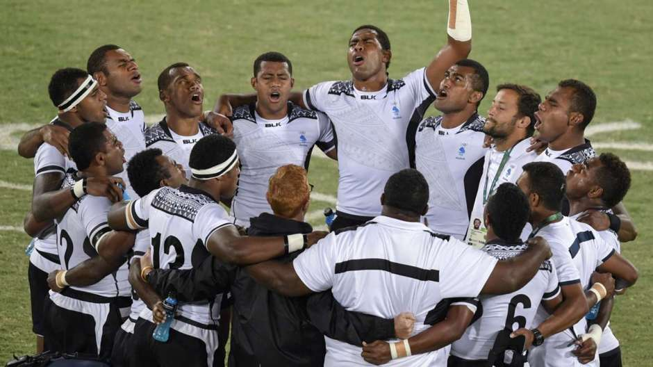 Fiji wins gold