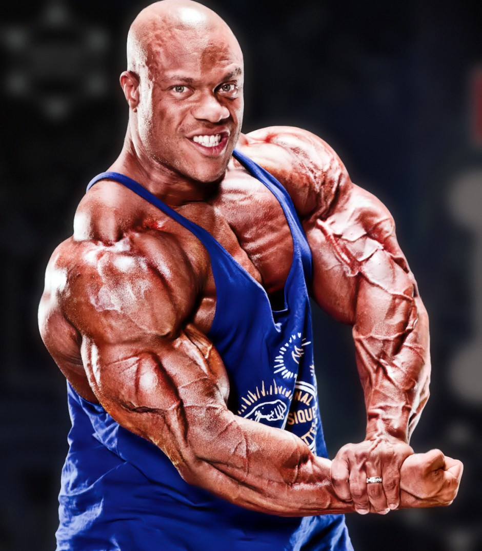 Phil Heath – The Olympians