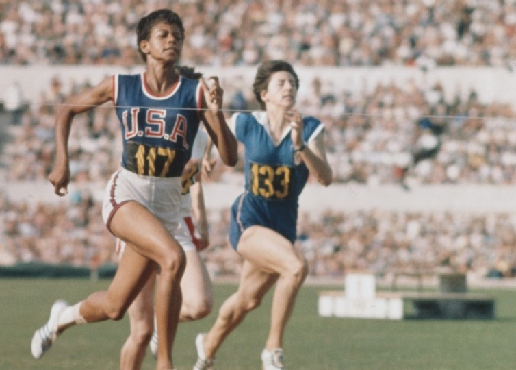 Wilma rudolph autobiography