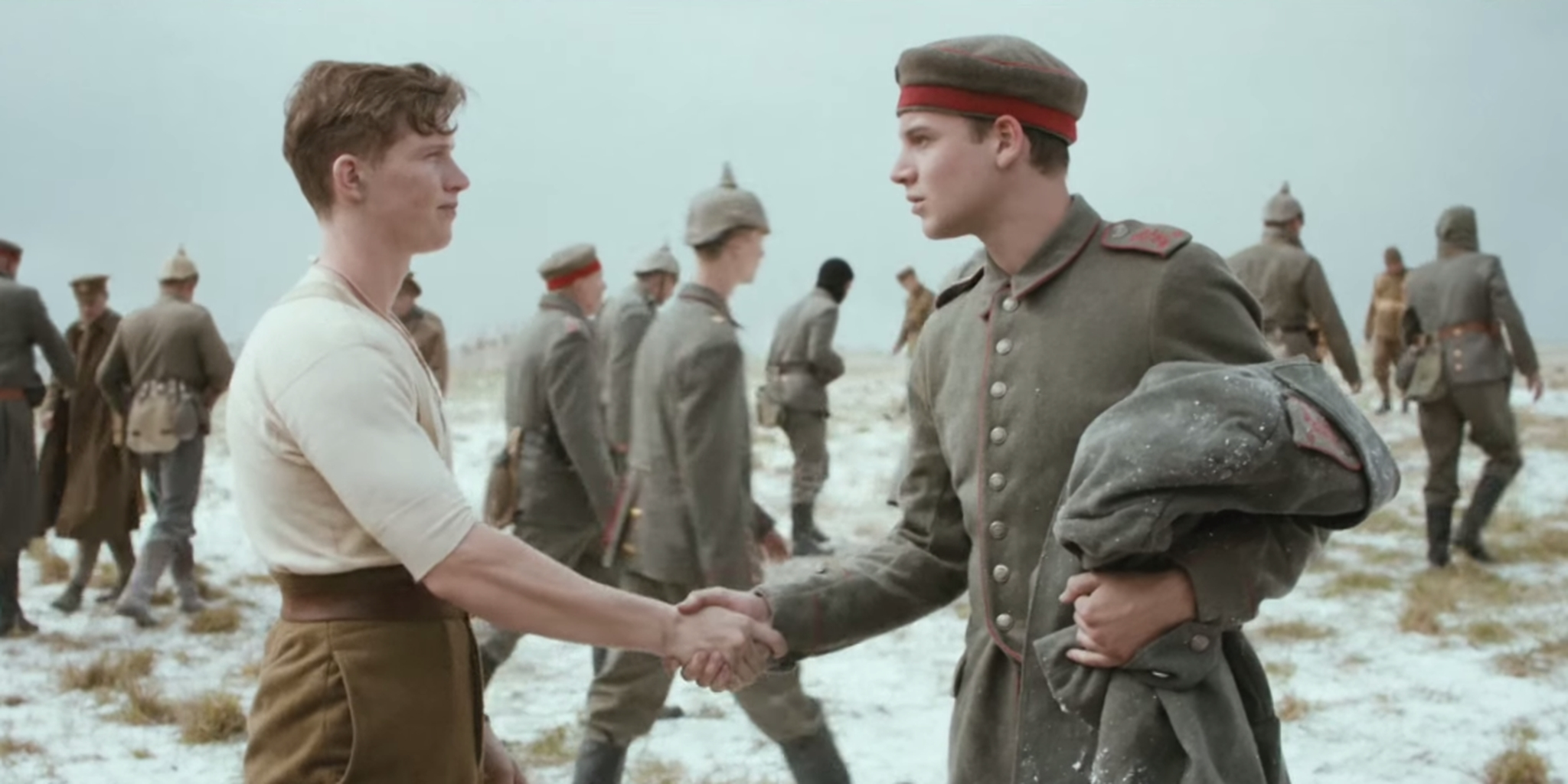 The Christmas Truce of World War I: When No Man's Land Became a Football Field, and Enemies ...