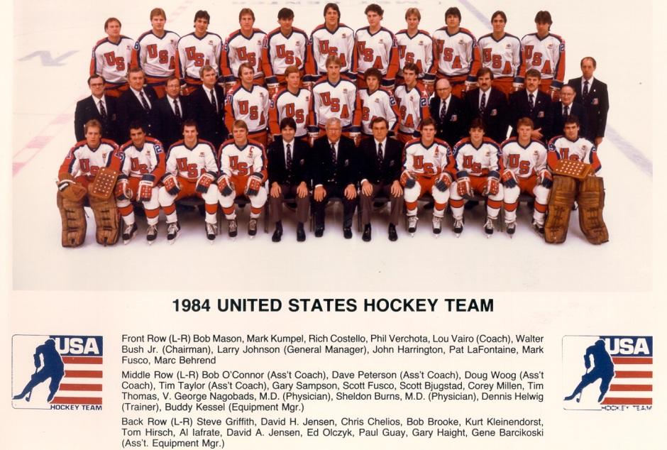 1984-united-states-hockey-team