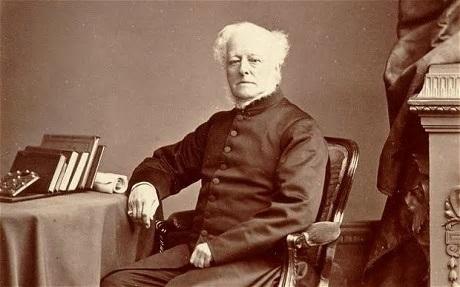 William Penny Brookes in 1876Photo WENLOCK OLYMPIAN SOCIETY