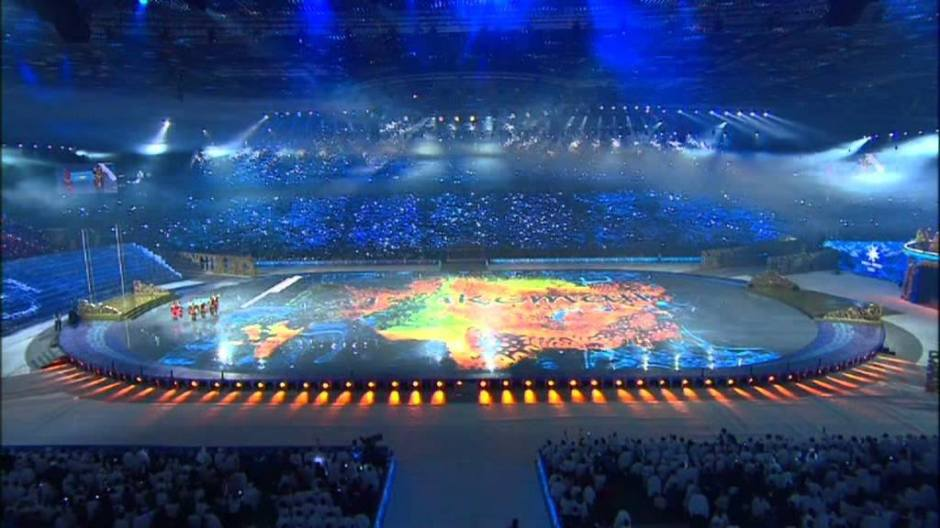 opening ceremonies 2017 Sapporo Asian Winter Games
