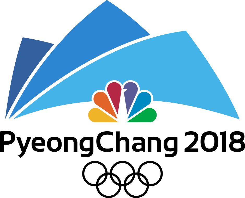 Pyeongchang NBC logo