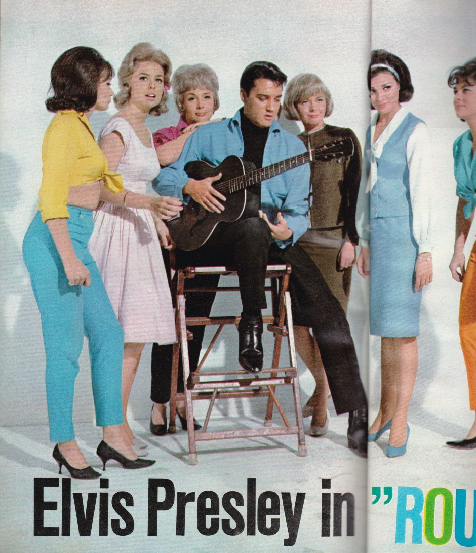 Eiga no Tomo_November_1964_Elvis Presley