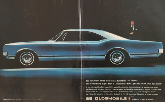 Oldsmobile Dynamic 88 The Delta