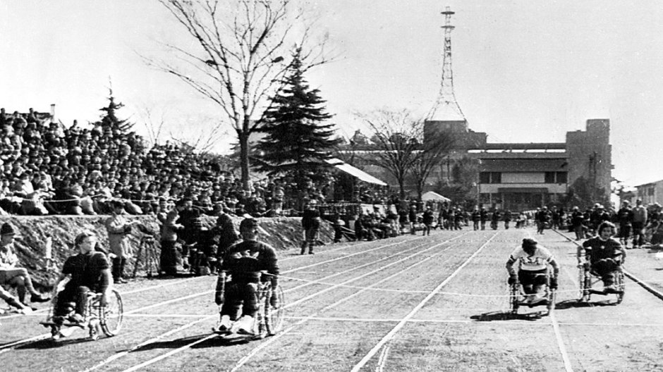 1964 Paralympics_wheelchair dash.jpg