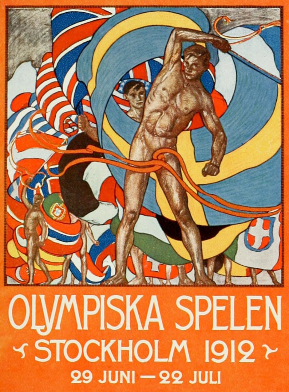 1912_Summer_Olympics_poster