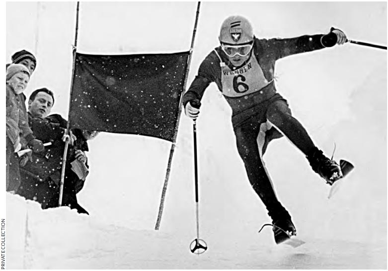Jean Claude Killy slalom