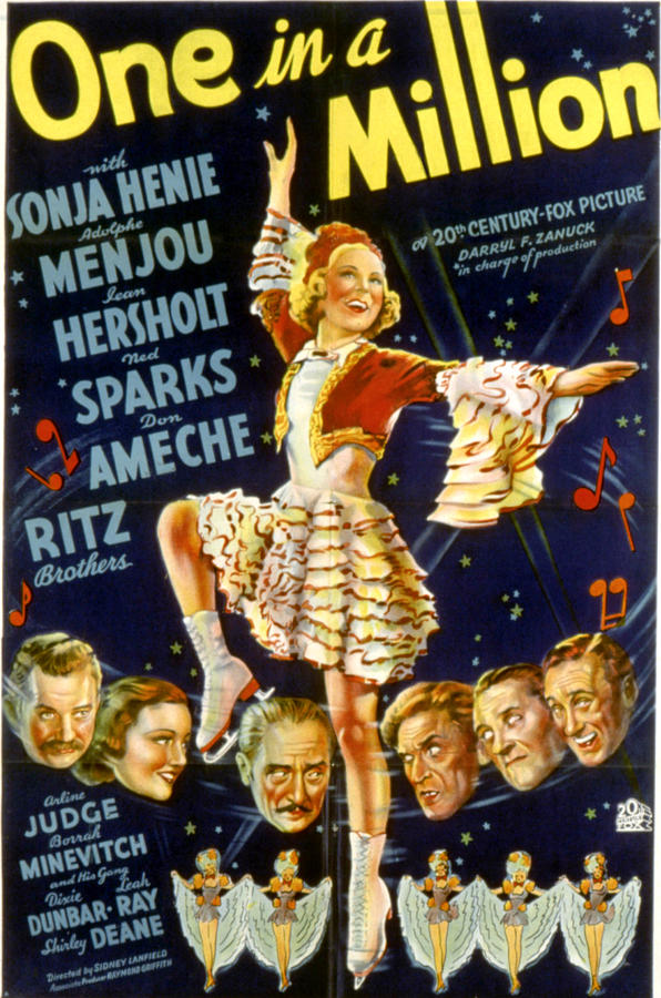Sonja Henie_One in a Millions