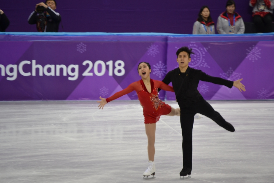 Wenjing and Cong 1